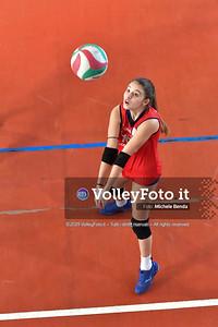 """11º Torneo Volley U14 & U16 Femminile """"Città di Bastia"""" Memorial Sulpizi presso Palestra Santa Maria degli Angeli IT, 28 dicembre 2019. Foto: Michele Benda [riferimento file: 2019-12-28/ND5_5917]"""