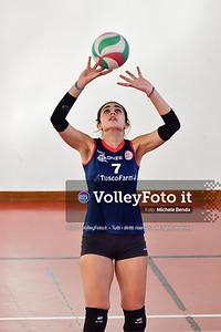 """11º Torneo Volley U14 & U16 Femminile """"Città di Bastia"""" Memorial Sulpizi presso Palestra Santa Maria degli Angeli IT, 28 dicembre 2019. Foto: Michele Benda [riferimento file: 2019-12-28/ND5_5689]"""