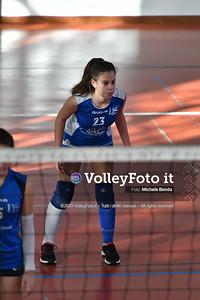 """11º Torneo Volley U14 & U16 Femminile """"Città di Bastia"""" Memorial Sulpizi presso Palestra Santa Maria degli Angeli IT, 28 dicembre 2019. Foto: Michele Benda [riferimento file: 2019-12-28/ND5_5971]"""