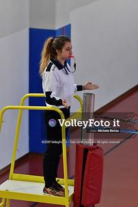 """11º Torneo Volley U14 & U16 Femminile """"Città di Bastia"""" Memorial Sulpizi presso Palestra Santa Maria degli Angeli IT, 28 dicembre 2019. Foto: Michele Benda [riferimento file: 2019-12-28/ND5_5638]"""