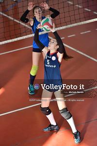 """11º Torneo Volley U14 & U16 Femminile """"Città di Bastia"""" Memorial Sulpizi presso Palestra Santa Maria degli Angeli IT, 28 dicembre 2019. Foto: Michele Benda [riferimento file: 2019-12-28/ND5_5870]"""
