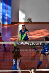 """11º Torneo Volley U14 & U16 Femminile """"Città di Bastia"""" Memorial Sulpizi presso Palestra Santa Maria degli Angeli IT, 28 dicembre 2019. Foto: Michele Benda [riferimento file: 2019-12-28/ND5_5867]"""