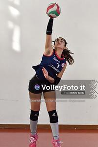 """11º Torneo Volley U14 & U16 Femminile """"Città di Bastia"""" Memorial Sulpizi presso Palestra Santa Maria degli Angeli IT, 28 dicembre 2019. Foto: Michele Benda [riferimento file: 2019-12-28/ND5_5672]"""