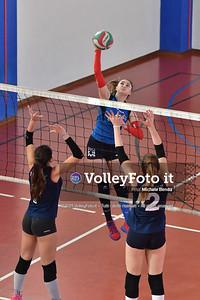 """11º Torneo Volley U14 & U16 Femminile """"Città di Bastia"""" Memorial Sulpizi presso Palestra Santa Maria degli Angeli IT, 28 dicembre 2019. Foto: Michele Benda [riferimento file: 2019-12-28/ND5_5945]"""
