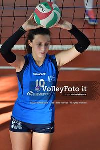 """11º Torneo Volley U14 & U16 Femminile """"Città di Bastia"""" Memorial Sulpizi presso Palestra Santa Maria degli Angeli IT, 28 dicembre 2019. Foto: Michele Benda [riferimento file: 2019-12-28/ND5_5753]"""