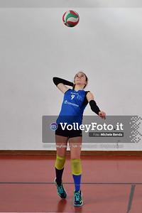 """11º Torneo Volley U14 & U16 Femminile """"Città di Bastia"""" Memorial Sulpizi presso Palestra Santa Maria degli Angeli IT, 28 dicembre 2019. Foto: Michele Benda [riferimento file: 2019-12-28/ND5_5907]"""