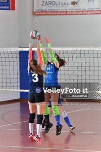 """11º Torneo Volley U14 & U16 Femminile """"Città di Bastia"""" Memorial Sulpizi presso Palestra Santa Maria degli Angeli IT, 28 dicembre 2019. Foto: Michele Benda [riferimento file: 2019-12-28/ND5_5999]"""