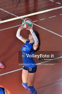 """11º Torneo Volley U14 & U16 Femminile """"Città di Bastia"""" Memorial Sulpizi presso Palestra Santa Maria degli Angeli IT, 28 dicembre 2019. Foto: Michele Benda [riferimento file: 2019-12-28/ND5_5723]"""