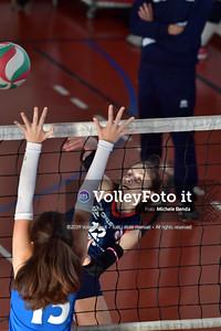 """11º Torneo Volley U14 & U16 Femminile """"Città di Bastia"""" Memorial Sulpizi presso Palestra Santa Maria degli Angeli IT, 28 dicembre 2019. Foto: Michele Benda [riferimento file: 2019-12-28/ND5_5716]"""