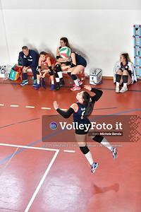 """11º Torneo Volley U14 & U16 Femminile """"Città di Bastia"""" Memorial Sulpizi presso Palestra Santa Maria degli Angeli IT, 28 dicembre 2019. Foto: Michele Benda [riferimento file: 2019-12-28/ND5_5927]"""