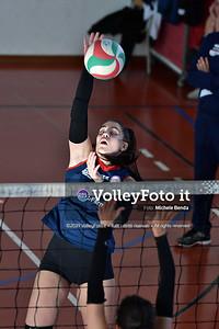 """11º Torneo Volley U14 & U16 Femminile """"Città di Bastia"""" Memorial Sulpizi presso Palestra Santa Maria degli Angeli IT, 28 dicembre 2019. Foto: Michele Benda [riferimento file: 2019-12-28/ND5_5650]"""