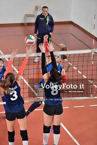 """11º Torneo Volley U14 & U16 Femminile """"Città di Bastia"""" Memorial Sulpizi presso Palestra Santa Maria degli Angeli IT, 28 dicembre 2019. Foto: Michele Benda [riferimento file: 2019-12-28/ND5_5922]"""