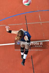 """11º Torneo Volley U14 & U16 Femminile """"Città di Bastia"""" Memorial Sulpizi presso Palestra Santa Maria degli Angeli IT, 28 dicembre 2019. Foto: Michele Benda [riferimento file: 2019-12-28/ND5_5902]"""