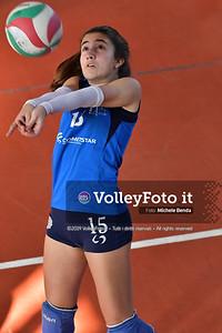 """11º Torneo Volley U14 & U16 Femminile """"Città di Bastia"""" Memorial Sulpizi presso Palestra Santa Maria degli Angeli IT, 28 dicembre 2019. Foto: Michele Benda [riferimento file: 2019-12-28/ND5_5656]"""