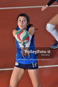 """11º Torneo Volley U14 & U16 Femminile """"Città di Bastia"""" Memorial Sulpizi presso Palestra Santa Maria degli Angeli IT, 28 dicembre 2019. Foto: Michele Benda [riferimento file: 2019-12-28/ND5_5712]"""