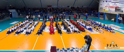 """Premiazioni 4° TROFEO NAZIONALE  UNDER 16 FEMMINILE """"Edilizia Passeri & Edil Rossi per lo sport – Memorial Tomasso Sulpizi"""" Bastia Umbra (PG) – 27-29 Dicembre 2012"""