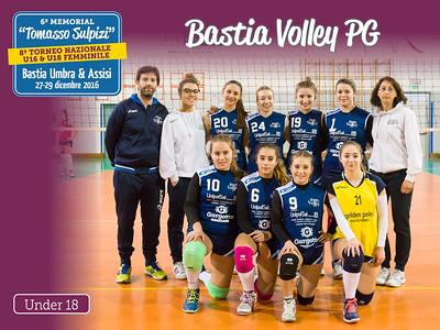 Bastia Volley PG [Under 18]