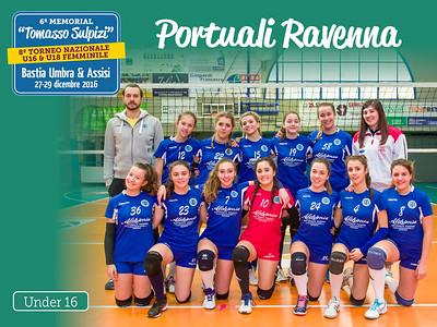 Portuali Ravenna [Under 16]