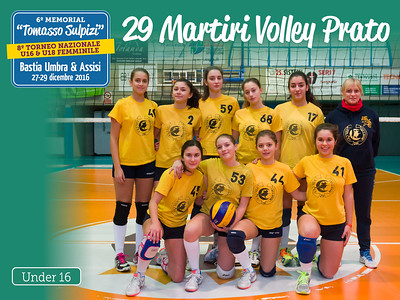 29 Martiri Prato [Under 16]
