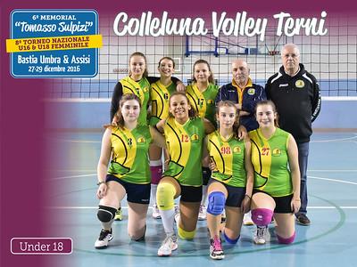 Colleluna Volley Terni [Under 18]