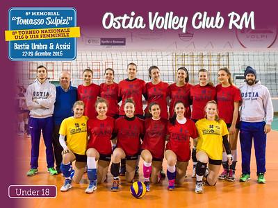 Ostia Volley Club RM [Under 18]