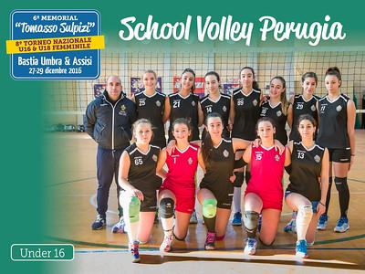 School Volley Perugia [Under 16]