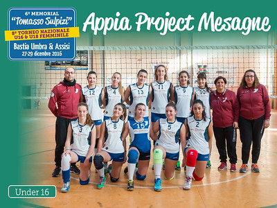 Appia Project Mesagne BR [Under 16]