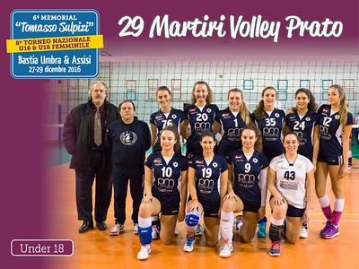 29 Martiri Volley Prato [Under 18]