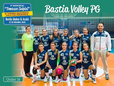 Bastia Volley PG [Under 16]