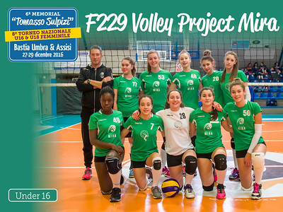 F229 Volley Project Mira VE
