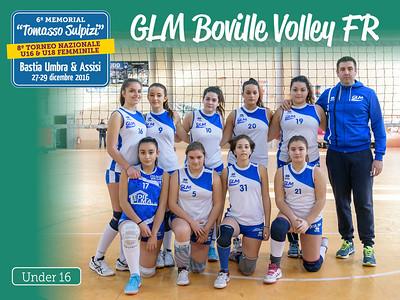 GLM Boville Volley FR [Under 16]