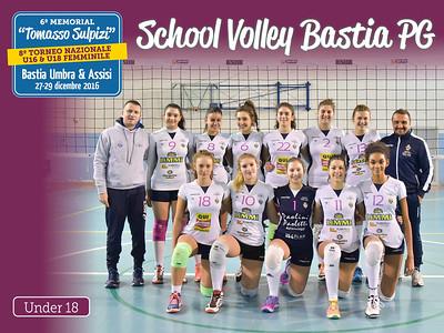 School Volley Bastia PG