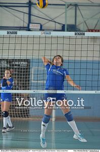 Finale 5º/6ª posto [U16]: «Portuali Ravenna - Volley 4 strade Rieti»
