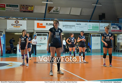 Finale 3º/4ª posto [U16]: «School Volley Perugia - 29 Martiri Volley Prato»