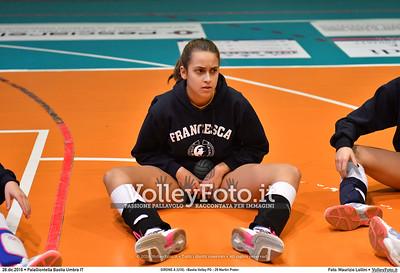 GIRONE A [U16]: Bastia Volley PG - 29 Martiri Prato