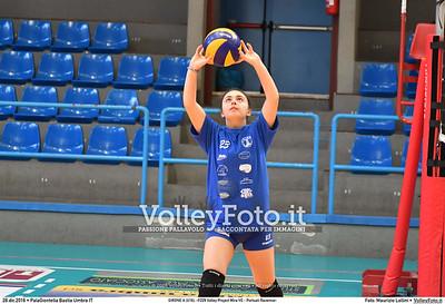 GIRONE A [U16]: «F229 Volley Project Mira VE - Portuali Ravenna»