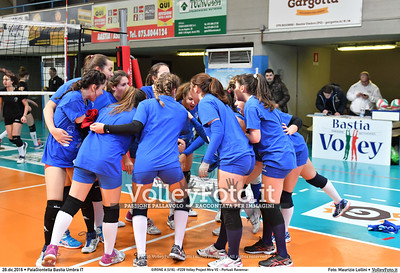 GIRONE A [U16]: «F229 Volley Project Mira VE - Portuali Ravenna»