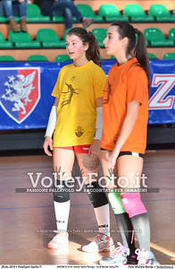 GIRONE B [U16]: School Volley Perugia - GLM Boville Volley FR
