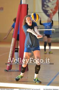 GIRONE B [U16]: Volley 4 Strade Rieti - Appia Project Mesagne BR
