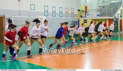 GIRONE D [U18]: «29 Martiri Volley Prato - Ostia Volley Club RM»