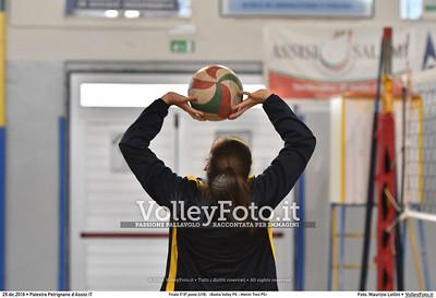 Finale 5º/6º posto [U18]:  «Bastia Volley PG - Monini Trevi PG»