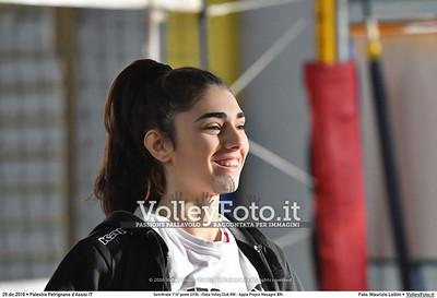 Semifinale 1º/4º posto [U18]: «Ostia Volley Club RM - Appia Project Mesagne BR»