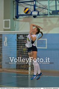 GIRONE C [U18]: «School Volley Bastia PG - Appia Project Mesagne BR»