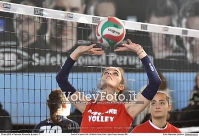 Finale 3º/4ª posto [U18]: «29 Martiri Volley Prato - Appia Project Mesagne BR»