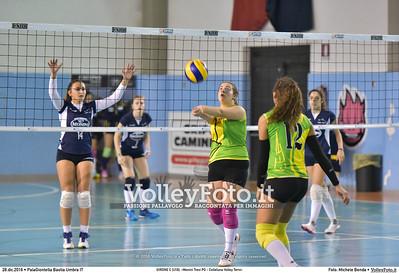 GIRONE C [U18]: «Monini Trevi PG - Colleluna Volley Terni»