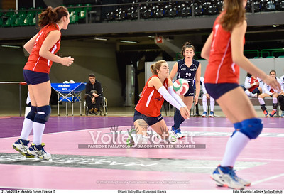 Chianti Volley Blu - Euroripoli Bianca Finale Provinciale Firenze Under 16 Femminile  Nelson Mandela Forum Firenze, 21.02.2016 FOTO: Maurizio Lollini © 2016 Volleyfoto.it, all rights reserved [id:20160221._LM06652]