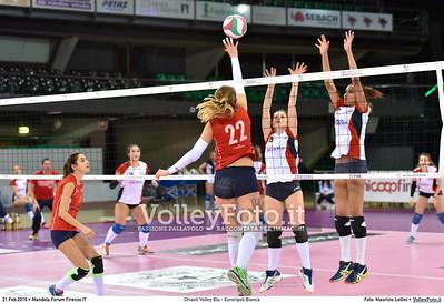 Chianti Volley Blu - Euroripoli Bianca Finale Provinciale Firenze Under 16 Femminile  Nelson Mandela Forum Firenze, 21.02.2016 FOTO: Maurizio Lollini © 2016 Volleyfoto.it, all rights reserved [id:20160221._LM06724]