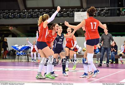 Chianti Volley Blu - Euroripoli Bianca Finale Provinciale Firenze Under 16 Femminile  Nelson Mandela Forum Firenze, 21.02.2016 FOTO: Maurizio Lollini © 2016 Volleyfoto.it, all rights reserved [id:20160221._LM06664]