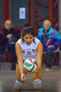 School Volley Giallo Perugia - Le Kapricciose Foligno