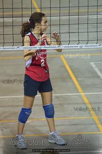 2014.01.14 School Volley Giallo Perugia - Le Kapricciose Foligno | 6ª giornata campionato provinciale Perugia U13F girone D [2013/14] (id: 2014.01.15.MBX_2457)